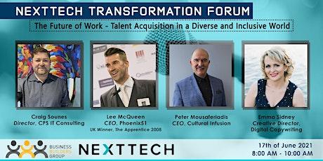NextTech Transformation Forum powered by BBG tickets