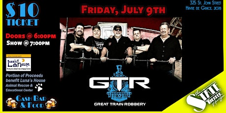 Live Music Featuring: Great Train Robbery tickets