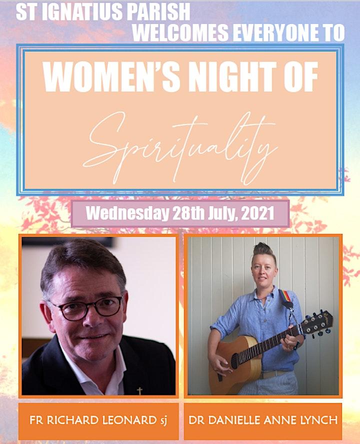 Women's Night of Spirituality image
