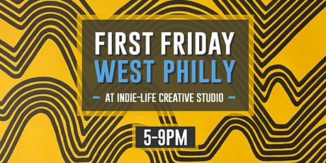 First Friday West Philly tickets