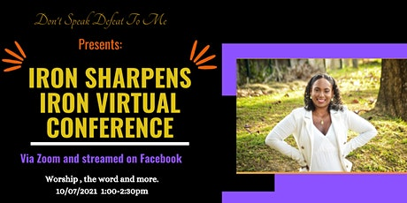 Iron Sharpens Iron Virtual Conference tickets