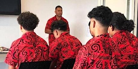 Pasifika Rugby  Coaches' Talanoa tickets