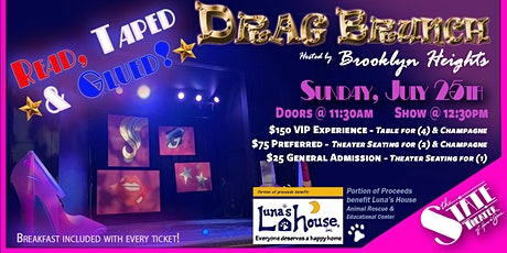 Read, Taped & Glued Drag Brunch! tickets