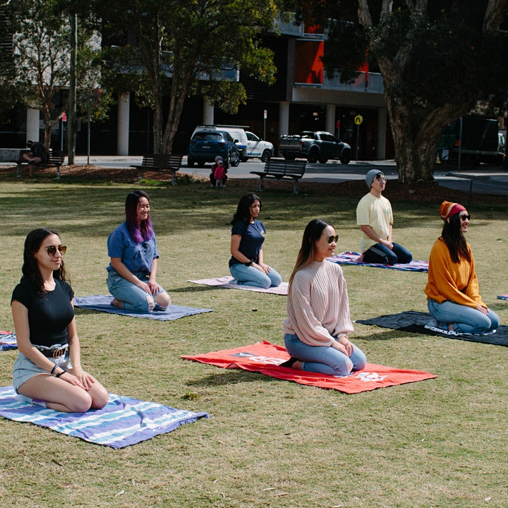 Get Mindful. Meditate I Arc Wellness image