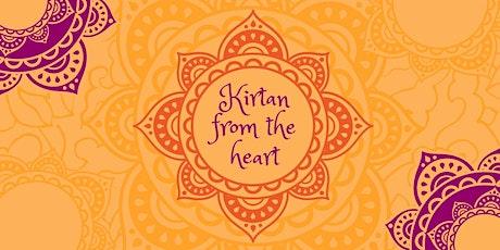Kirtan From the Heart tickets