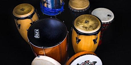 Community Drumming Classes tickets