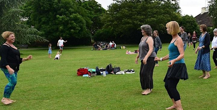 The Cheltenham Mind Body Spirit Wellbeing Show image