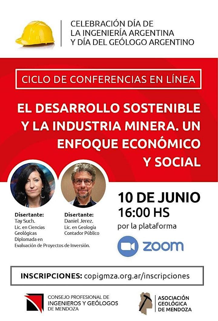 Imagen de El Desarrollo Sostenible y la Industria Minera. Enfoque económico y social
