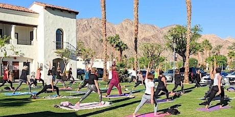 GATHER Movement + Wellness  OUTDOOR Yoga tickets
