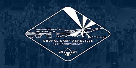 Drupal Camp Asheville 2021 tickets