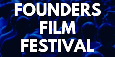 QUT Entrepreneurship Founders Film Festival tickets