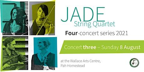 Jade String Quartet Four-Concert Series – Concert Three tickets