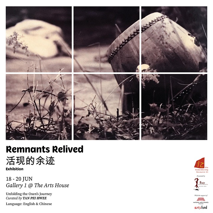 The Remembering Resource (II): REMNANTS RELIVED (Exhibition) image