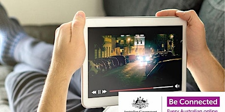 Be Connected - Streaming films and catch-up TV @ Scarborough Library tickets