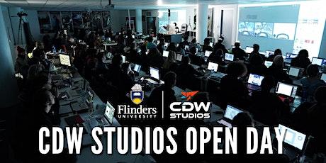 CDW Studios Open Day August 21st 2021 tickets