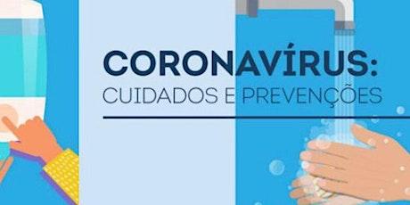 BOAS PRÁTICAS EM DOMICÍLIO - PREVENÇÃO E CONVIVÊNCIA COM O COVID 19 ingressos