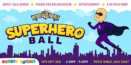 Bravery Buddies Superhero Ball tickets