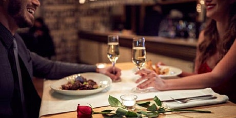 Boston Dinner Dreamin' Date Night + 5 Love Languages (Self Guided)! tickets