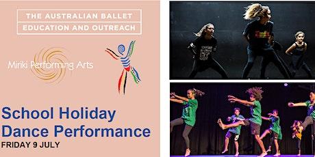 "Miriki, The Australian Ballet & Mulungu presents ""July dance performance"" tickets"