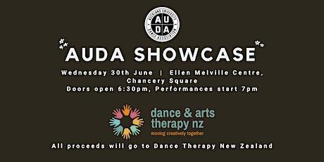 AUDA SHOWCASE!!! tickets