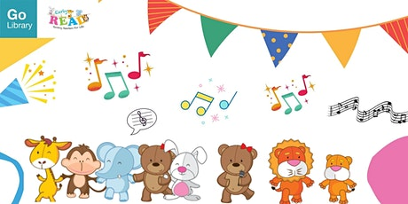 Toddlers Songs & Rhymes tickets
