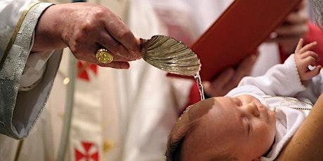 Catholic Baptismal Preparation Class tickets