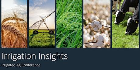 Irrigation Insights tickets