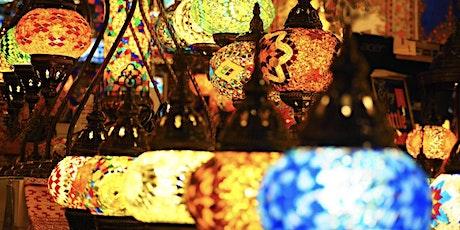 Turkish Mosaic Lamp Workshop -   Westfield Carindale tickets