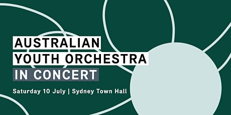 Australian Youth Orchestra in Concert tickets