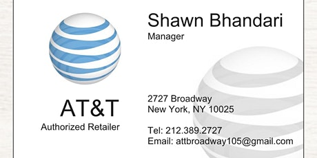 AT&T Store Grand Opening tickets