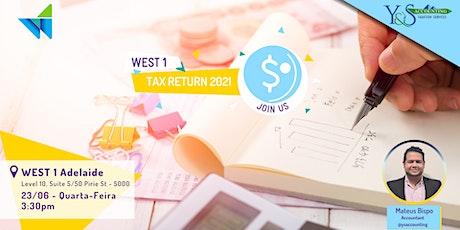 Tax Return Seminar - WEST 1 e Y&S Accounting - ADELAIDE tickets