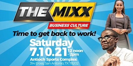 The Mixx: Business Culture tickets