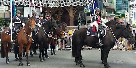 2022 Anzac Day Parade Brisbane tickets