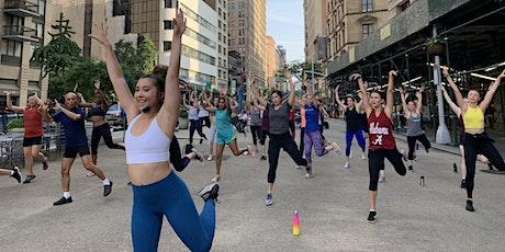 Flatiron Outdoor Fitness - Dance + Sculpt 30/30 with DanceBody tickets