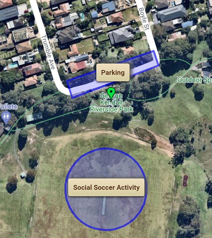 Social Sports: Soccer (9 to16 years) image