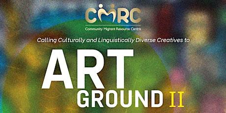 ART GROUND II tickets