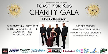 Toast for Kids Charity Gala tickets