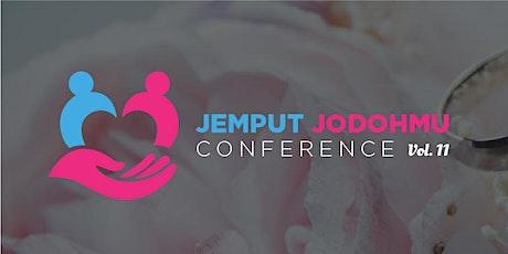 [Seminar Berbayar] Jemput Jodohmu Conference Vol. 11 Tickets
