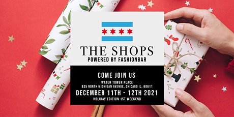 VEND @ The Shops! December 2021 - A Holiday Pop-Up (1st Weekend) tickets