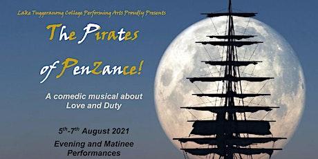 Pirates of Penzance! @ Lake Tuggeranong College tickets