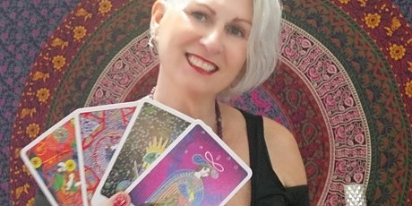 Tarot Mentorship - self help tool & Empowering others tickets