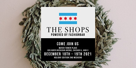 VEND @ The Shops! December 2021 - A Holiday Pop-Up tickets