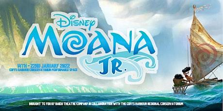 Disney's Moana! tickets