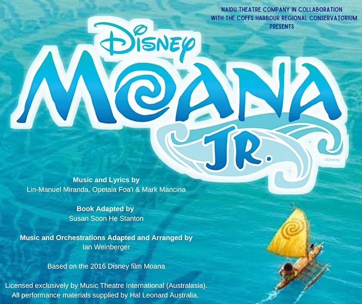 Disney's Moana! image