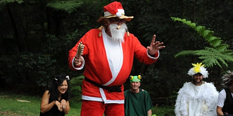 Pre-schoolers Bush Christmas tickets