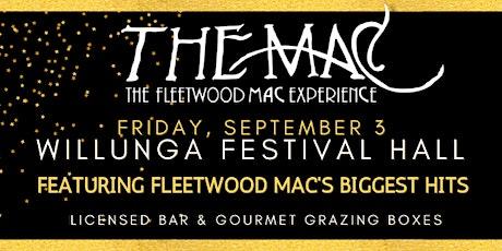 'The MAC' - Fleetwood Mac Tribute Show LIVE at Willunga Festival Hall tickets