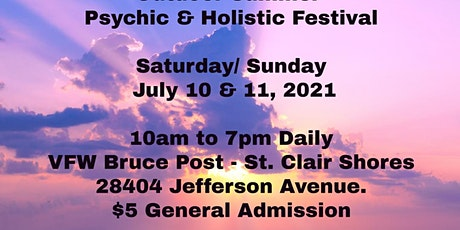 Outdoor Psychic & Holistic Two Day Festival! tickets