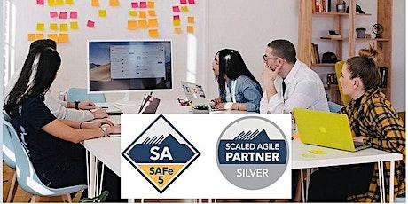 Leading SAFe - Aug  14 - 15 - SAFe Agilist - SA 5.1 Certification tickets