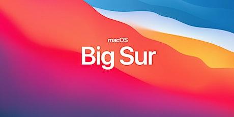 macOS Support Essentials 11 for Big Sur, Banyo, Brisbane, QLD tickets