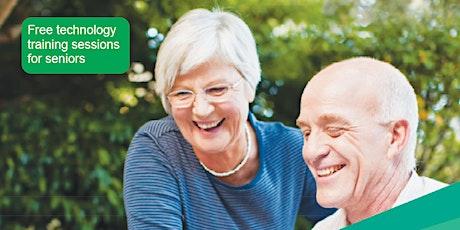Tech Savvy Seniors Transport Apps tickets